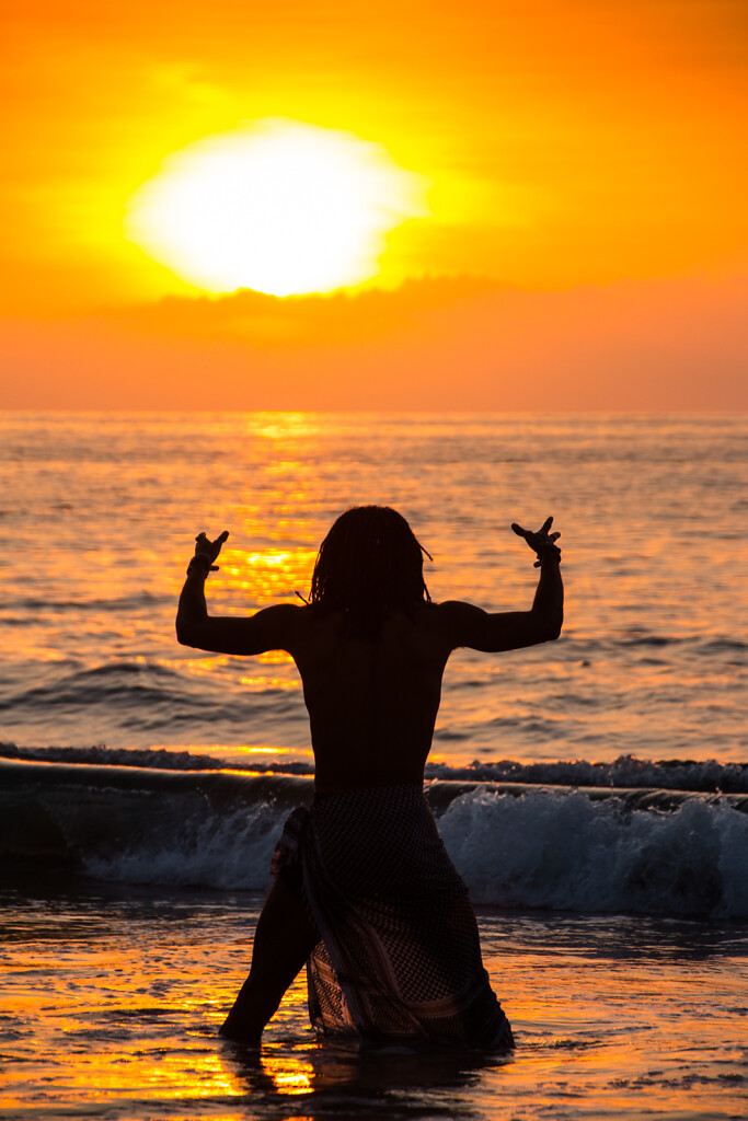 Dancer in the Sun